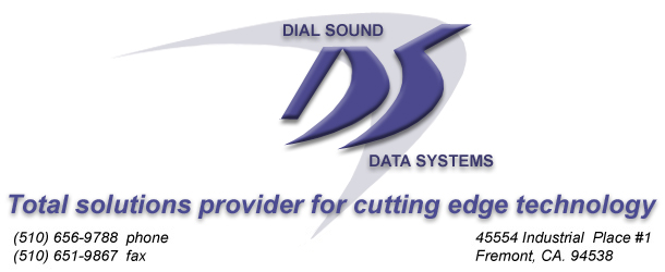Dial Sound Data Systems